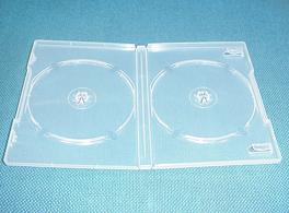 DVD BOX 14mm doppio Clear