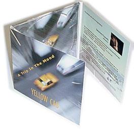 Digipack CD 3 ante da 1 o 2 CD