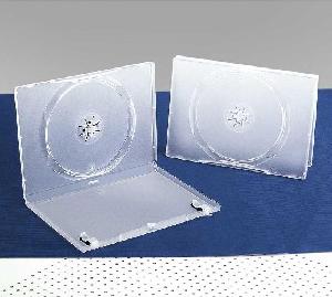 DVD BOX 7mm singolo Clear