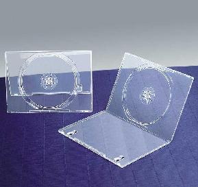 DVD BOX 7mm singolo Superclear